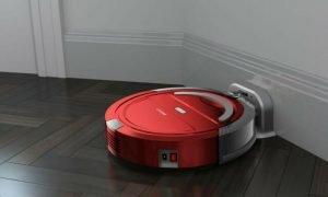 Pifco Robotic Vacuum Cleaner - Robot Hoover Amazon