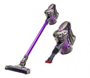 VYTRONIX 22.2v Lithium 3 in 1 Cordless Vacuum Cleaner Upright Handheld Stick HEPA