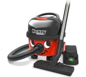 Henry vacuum cleaner but cordless!